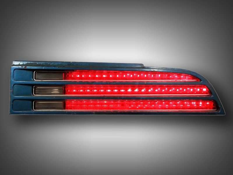 1974 78 pontiac firebird led tail light panels digi tails  for 08 09 pontiac g8 gt gxp sport sedan