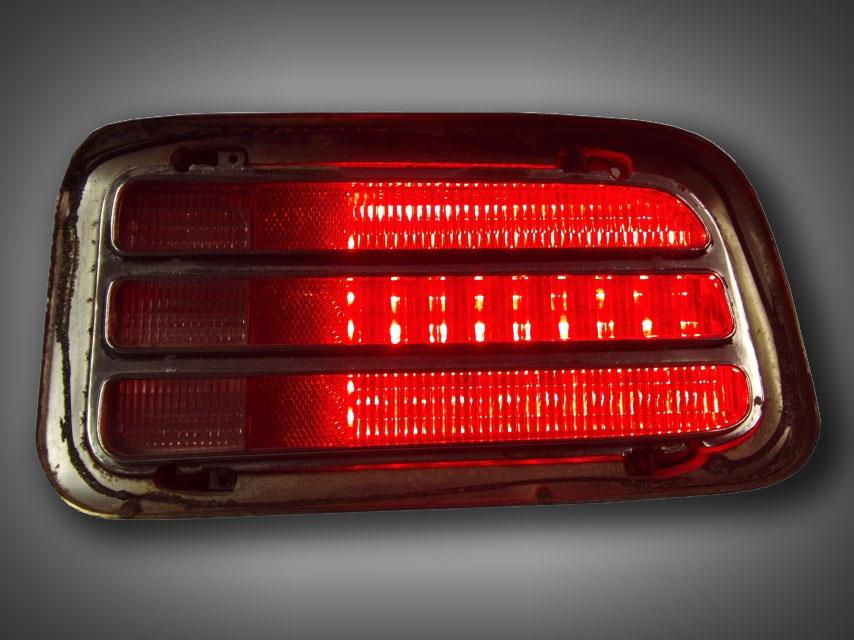 1970 Dodge Challenger LED Tail Light Kit NEW DESIGN