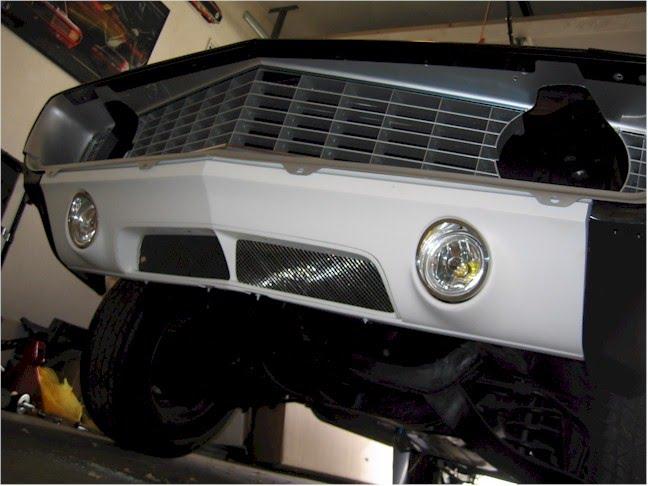 Marquez Design - 1969 Camaro Front Valance | DIGI-TAILS