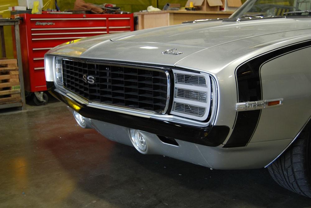 Marquez Design 1969 Camaro Front Bumper Digi Tails