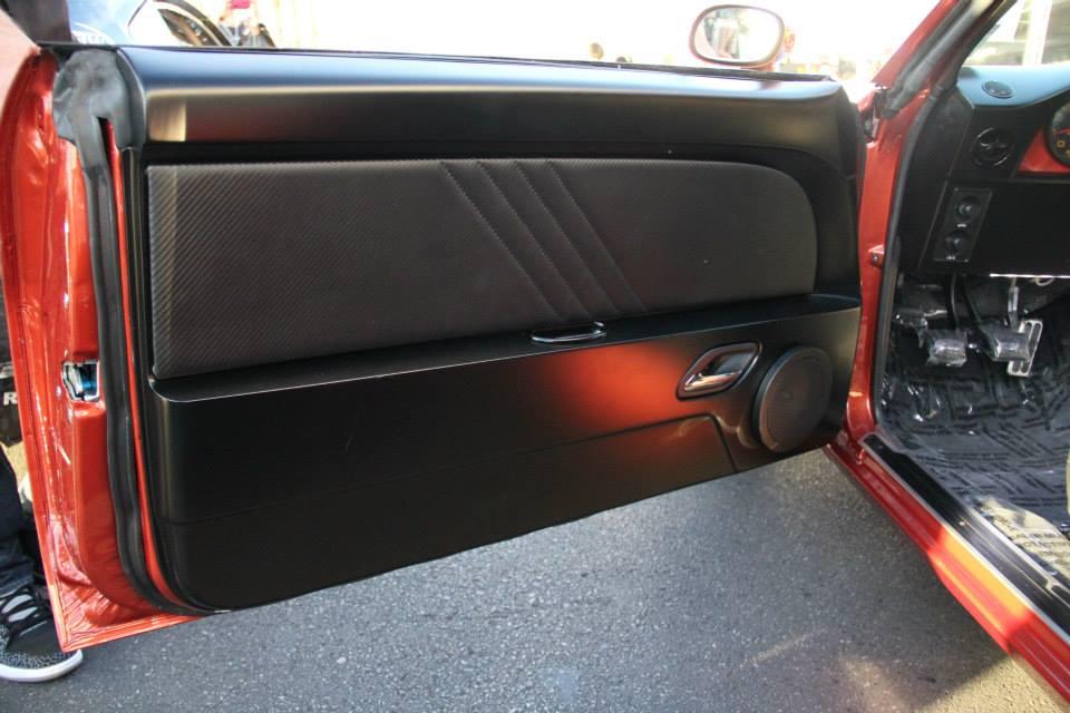 Marquez Design 1967 69 Firebird Door Panel Digi Tails