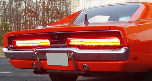 Dodge Challenger Image 1970 Dodge Challenger Led Tail Lights