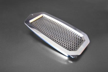 70-72 Chevelle Jamb Vent - Polished