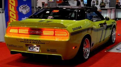 2008-14 G5 Challenger LED Tail Lights